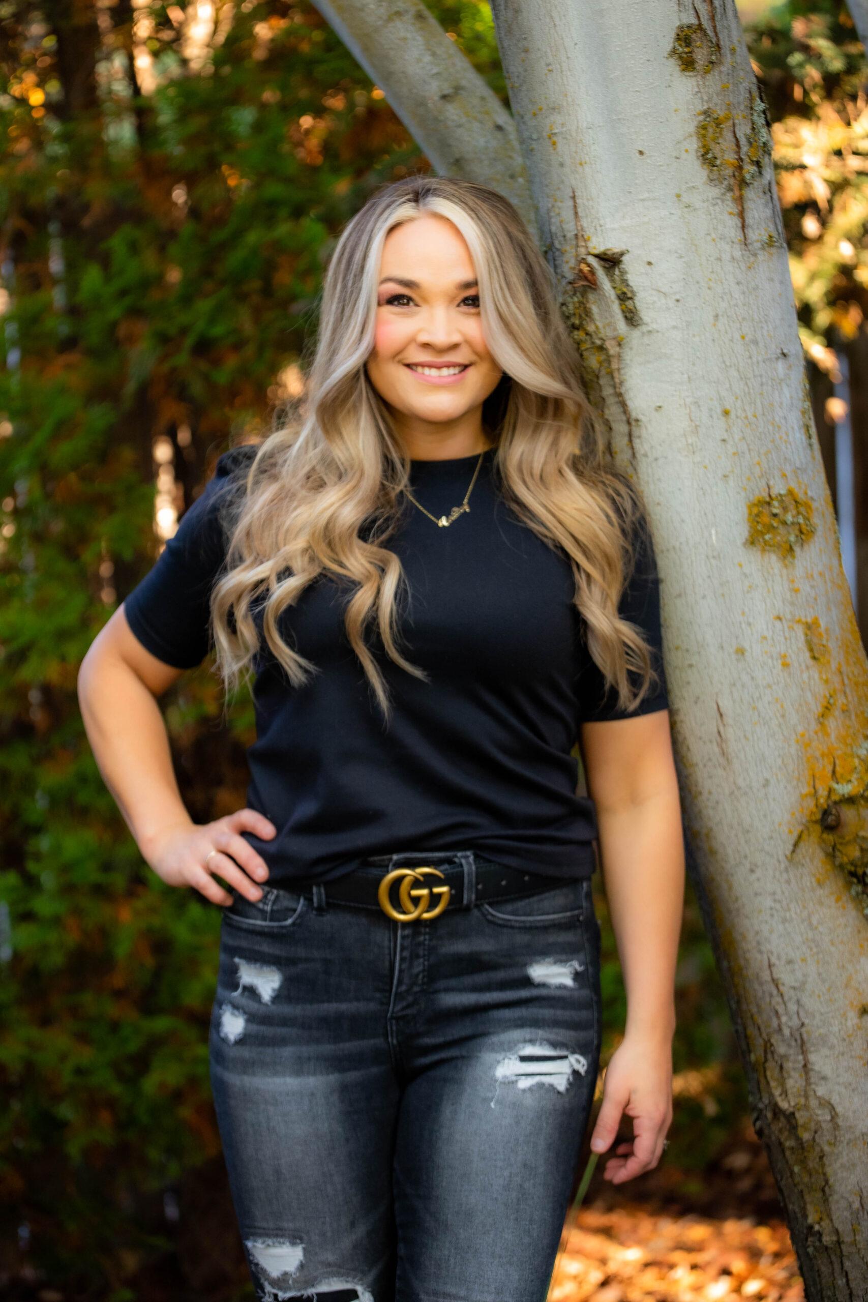 Cori Burton's Hair